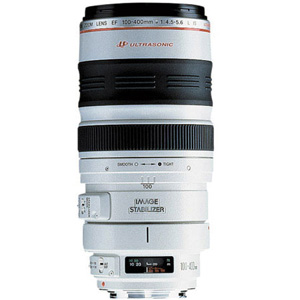 Canon 100-400mm f/4.5-5.6L IS USM Autofocus Lens