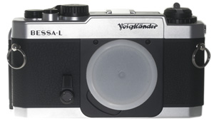 Voigtlander Bessa L -- Silver Chrome body, CLOSEOUT