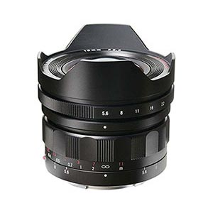 Voigtlander Heliar-Hyper Wide 10mm f/5.6 Aspherical Lens for Sony E