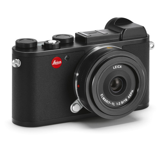 Leica CL digital mirrorless 24mm pixel with electronic viewfinder