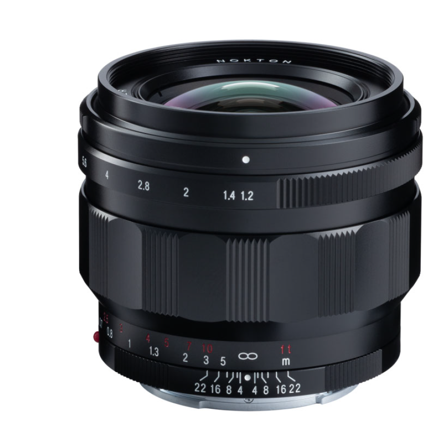 Voigtlander 50mm f1.2 ASPHERICAL Nokton for Sony E