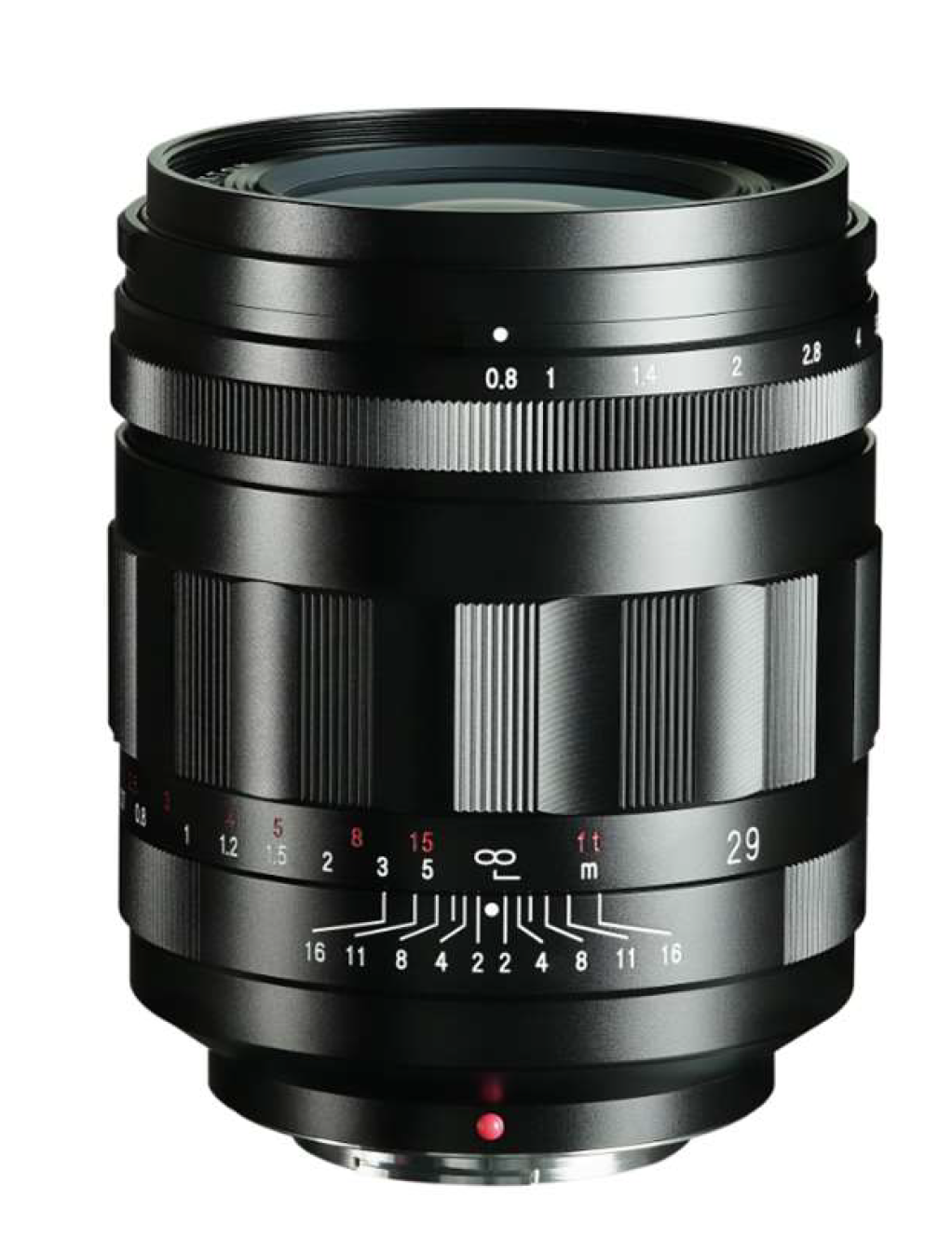 Voigtlander 29mm f0.8 ASPHERICAL NOKTON for micro four thirds (58mm equivalent) New USA