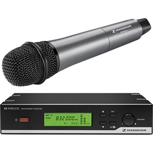 Sennheiser XSW 35 Vocal Set Handheld Wireless Microphone System