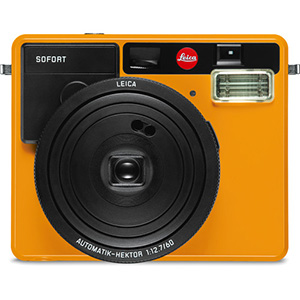 xx Leica Sofort Instant Film Camera (Orange) SALE