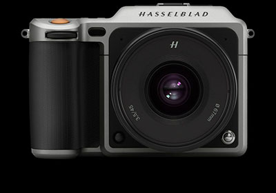 Hasselblad X1D body, silver, body only
