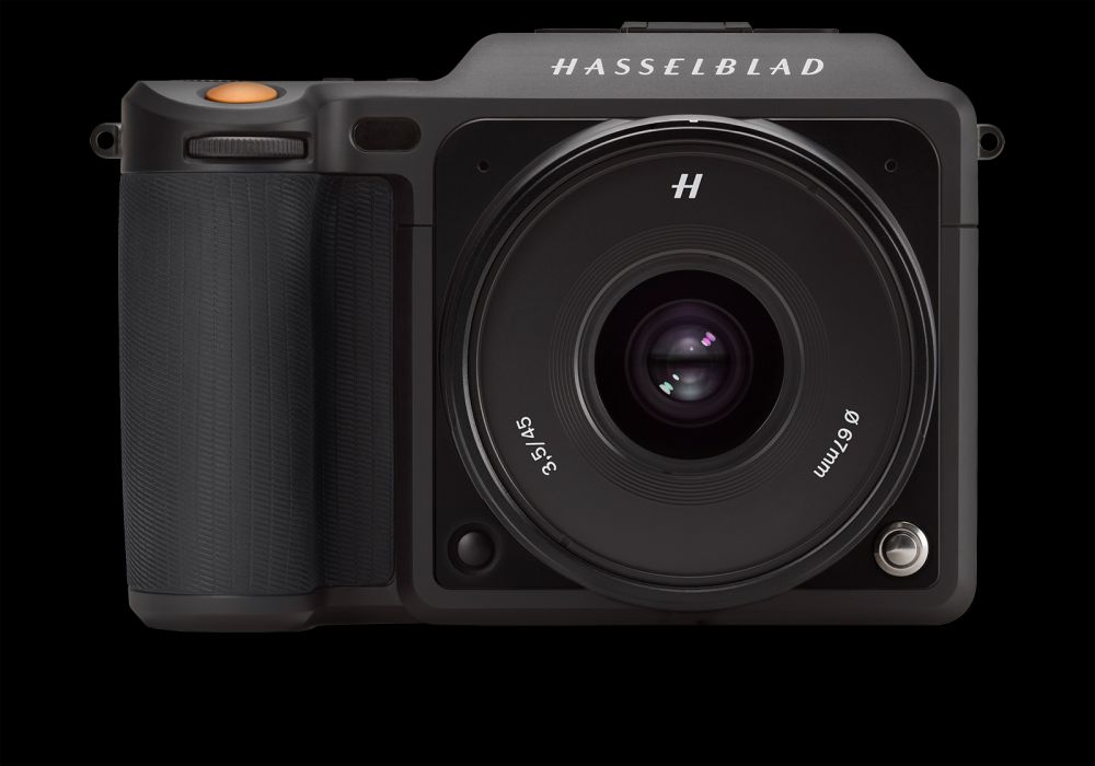 Hasselblad X1D body, black (4116) with 45mm lens kit!