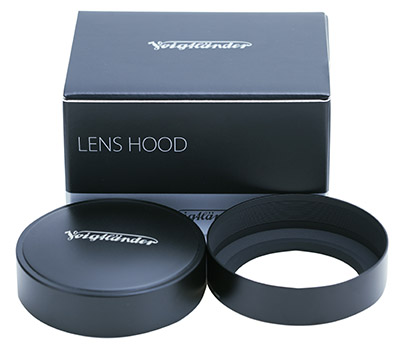 "Voigtlander  LH-40II S lens hood for ""new"" S type knurled ring 40mm f2.0 AIS"