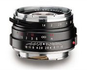 Voigtlander 40mm f/1.4 Nokton Classic -- Multi-coated