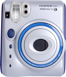 Fuji Instax Mini 55i Instant Camera w/ 10 shots